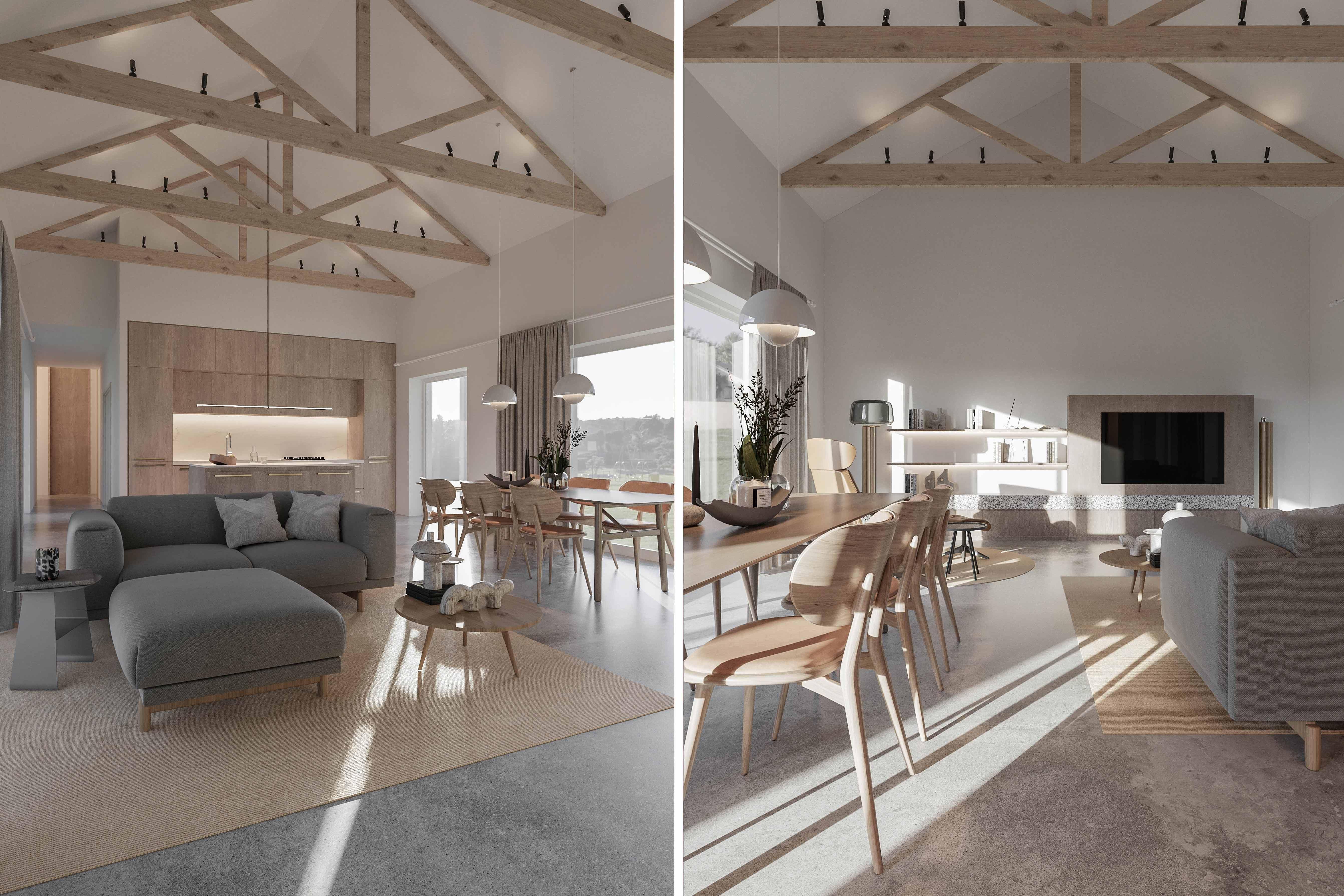 sala and living room