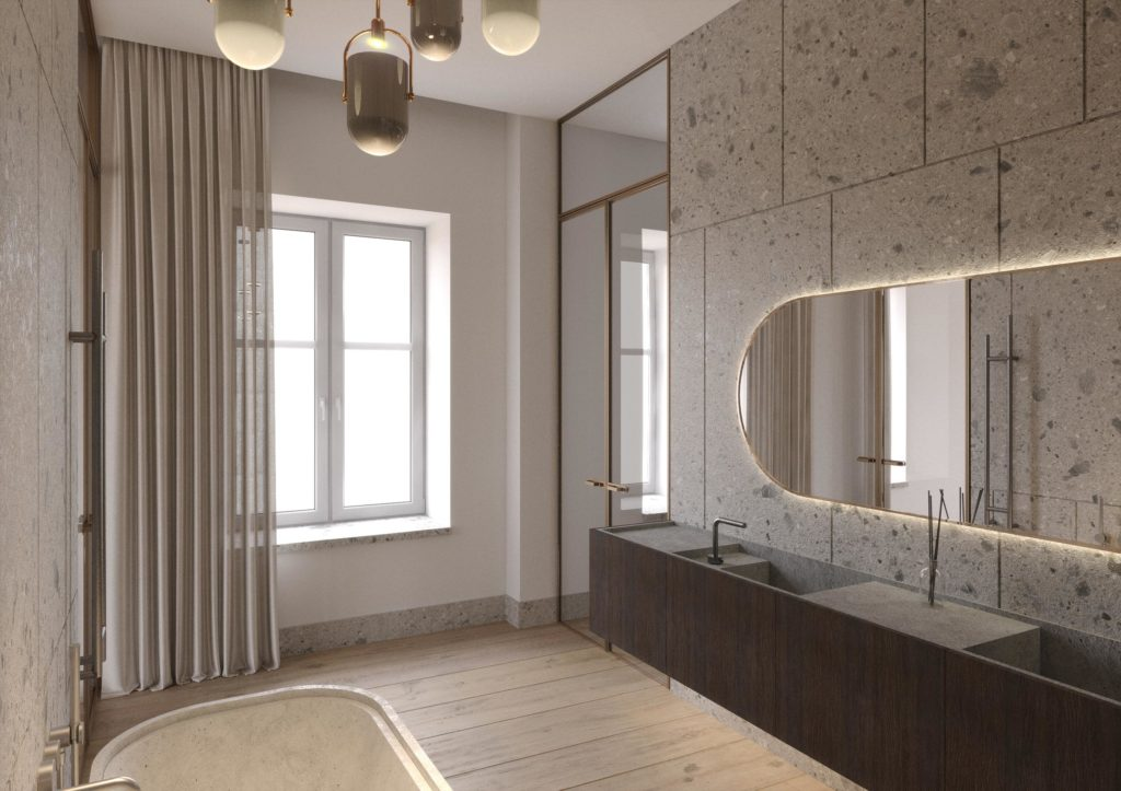 View Master Bathroom 2