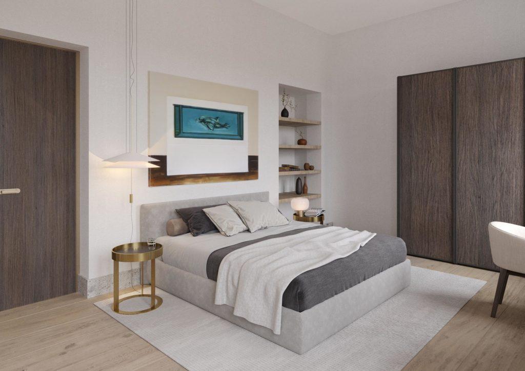 View guest bedroom